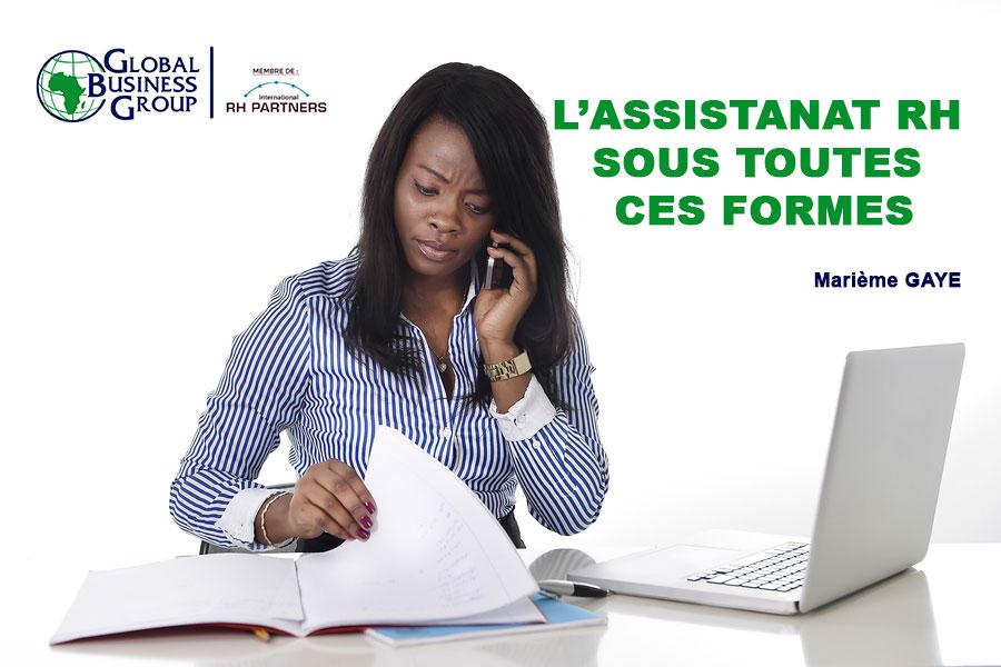 L'ASSISTANAT RH SOUS TOUTES CES FORMES