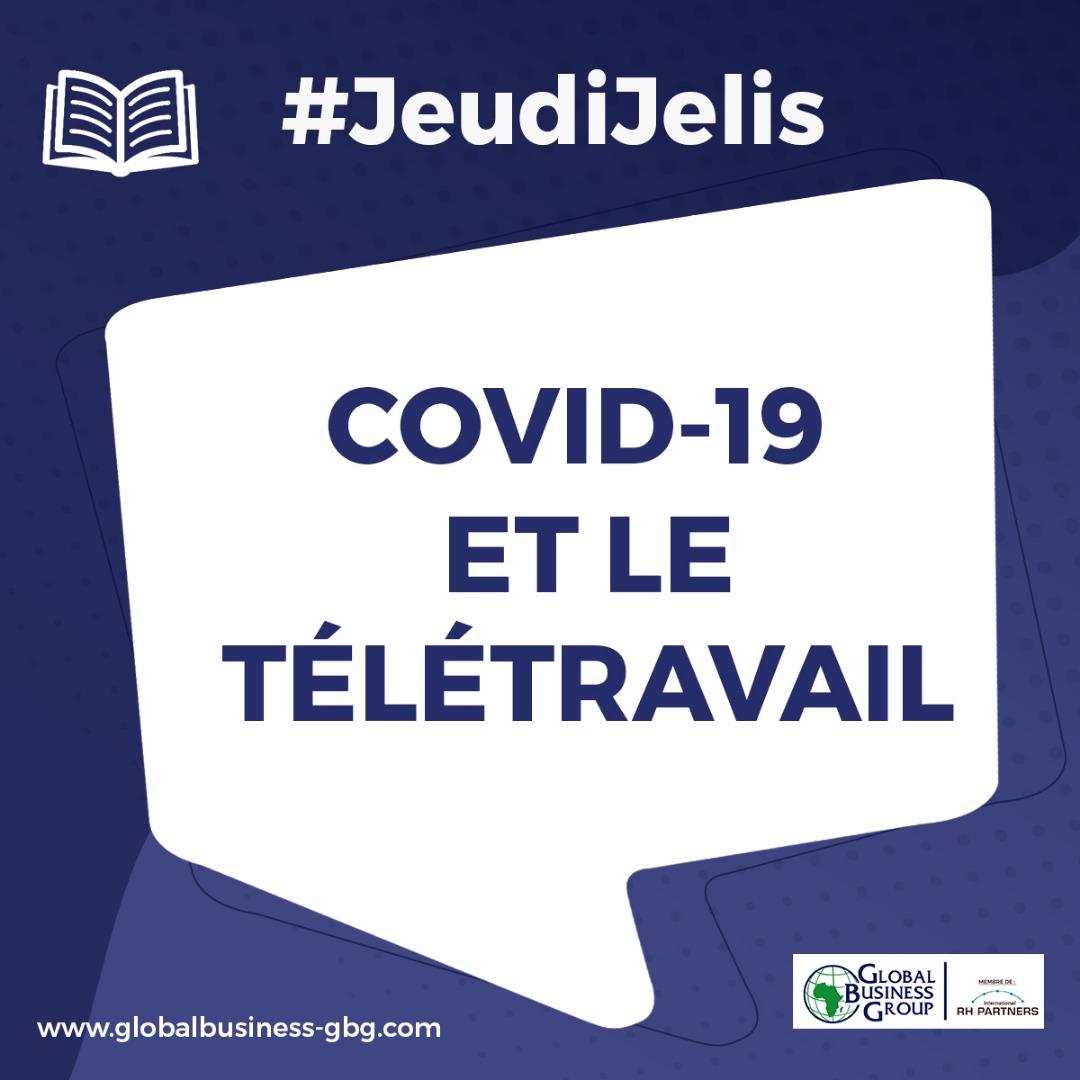 COVID-19 ET TÉLÉTRAVAIL AU SÉNÉGAL