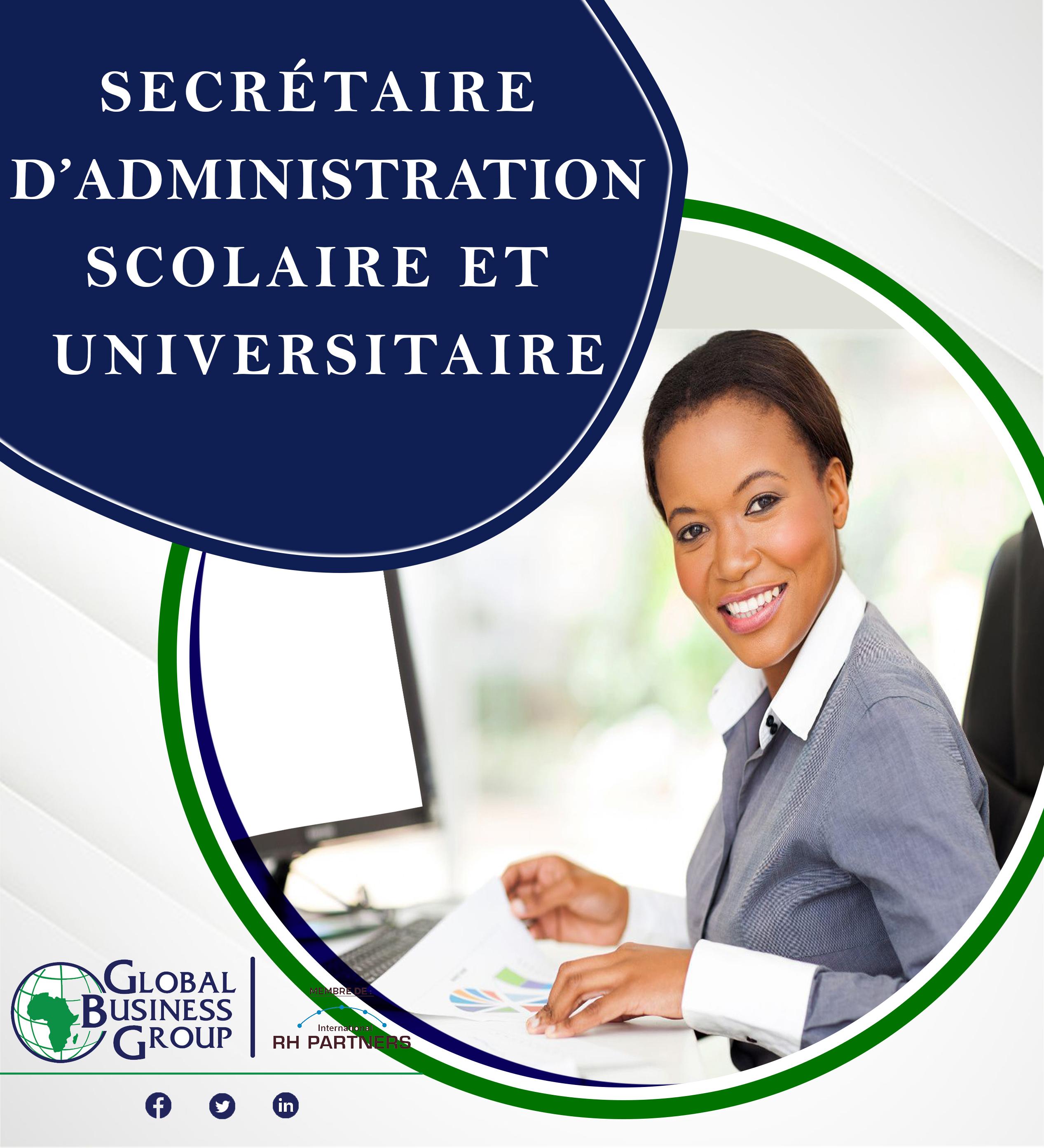 Secrétaire d'Administration Scolaire et Universitaire