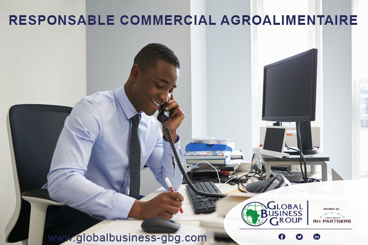 Le Responsable Commercial Agroalimentaire