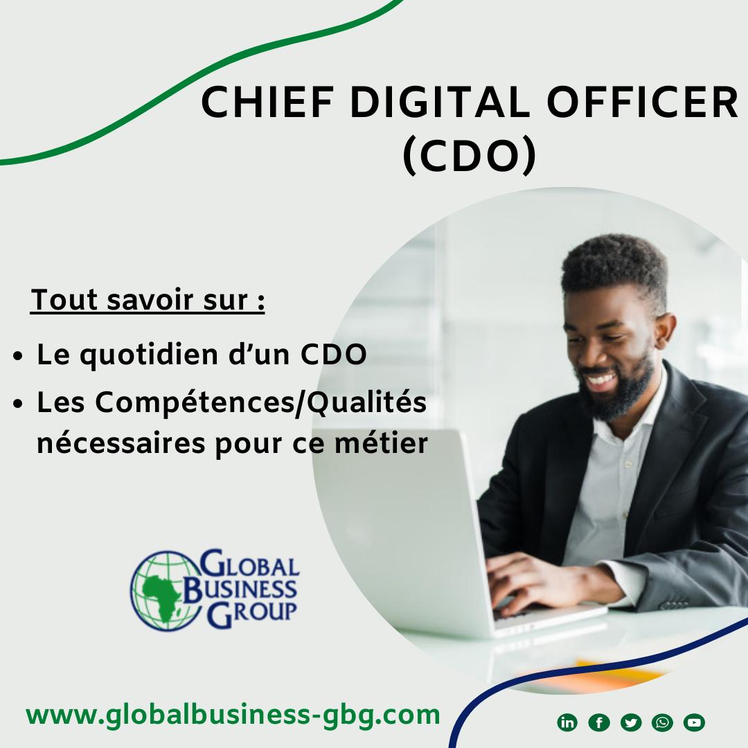 Chief Digital Officer (CDO)